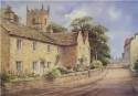 Derbyshire - Plague Cottages, Eyam
