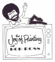 Bob Ross As seen on TV